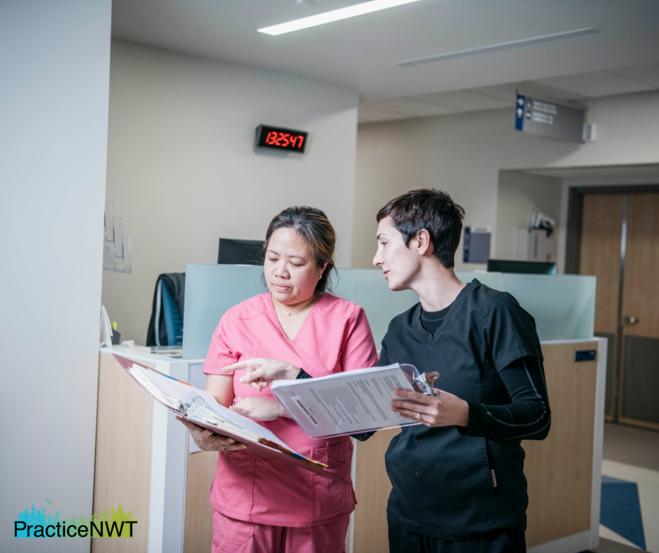 personal support workers NWT